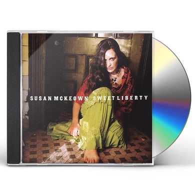 Susan McKeown SWEET LIBERTY CD