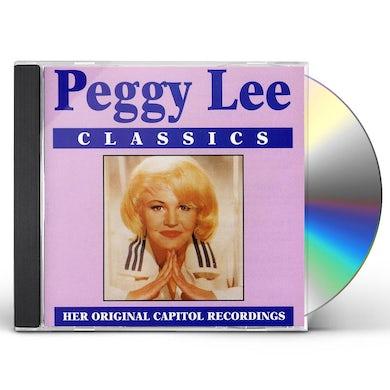 Peggy Lee CLASSICS CD