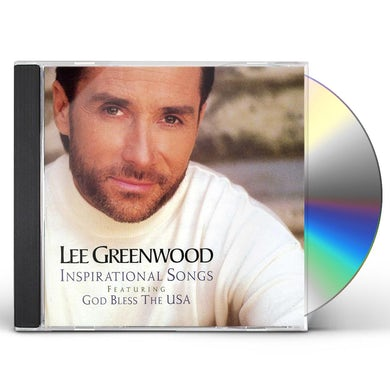 Lee Greenwood INSPIRATIONAL SONGS CD