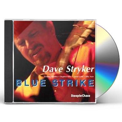 Dave Stryker BLUE STRIKE CD
