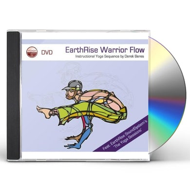 Derek Beres EARTH RISE YOGA CD