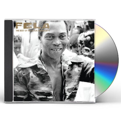 Fela Kuti BEST OF THE BLACK PRESIDENT 2 CD