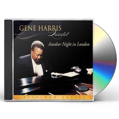 Gene Harris ANOTHER NIGHT IN LONDON CD