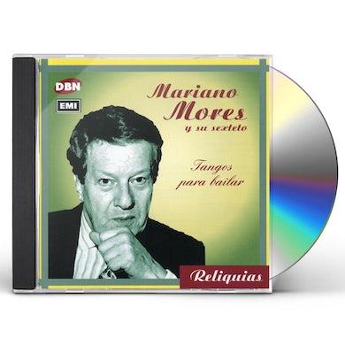Mariano Mores TANGOS PARA BAILAR CD