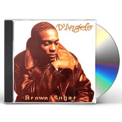 D'Angelo BROWN SUGAR CD