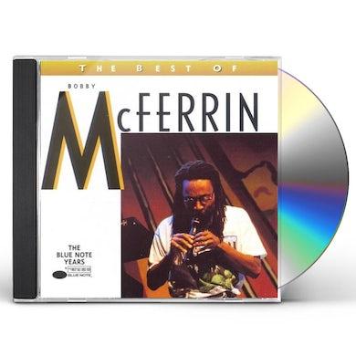 Bobby Mcferrin BEST OF CD