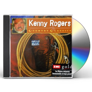 Kenny Rogers COUNTRY CLASSICS CD