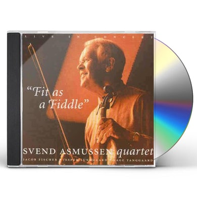 Svend Asmussen FIT AS FIDDLE CD