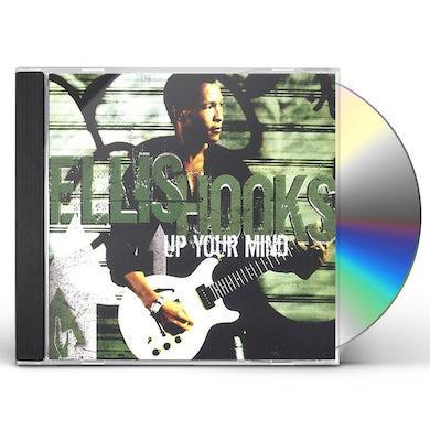 Ellis Hooks UP YOUR MIND CD