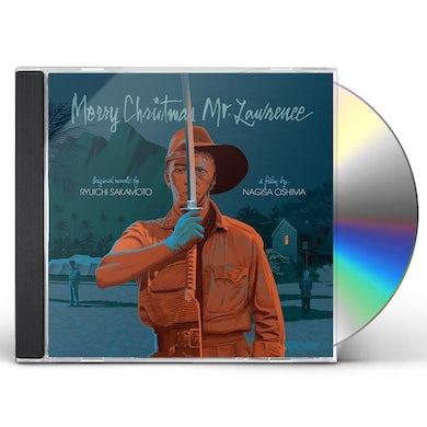 Ryuichi Sakamoto MERRY CHRISTMAS MR LAWRENCE - Original Soundtrack CD