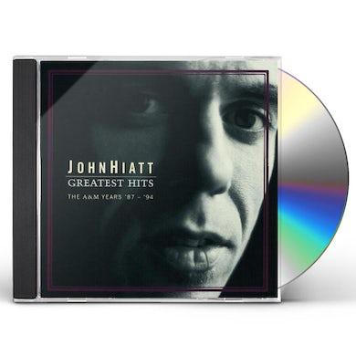 John Hiatt GREATEST HITS: THE A&M YEARS 87-94 CD
