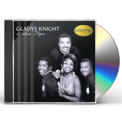 Gladys Knight & The Pips ESSENTIAL COLLECTION CD