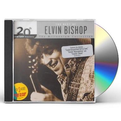 Elvin Bishop 20TH CENTURY MASTERS: MILLENNIUM COLLECTION CD