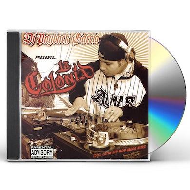 DJ Payback Garcia COLONIA MIXX / LP CD