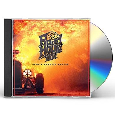 Roadhouse Diet WON'T BEND OR BREAK CD