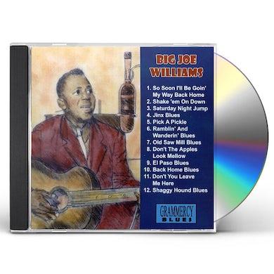 Big Joe Williams JINX BLUES CD