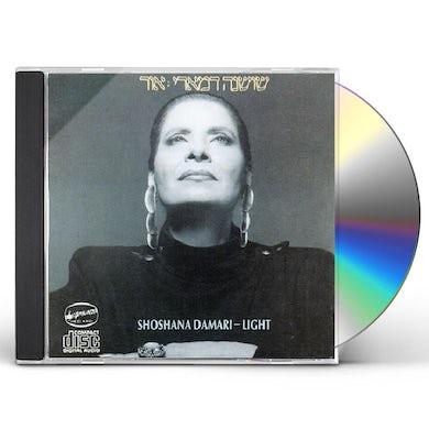 Shoshana Damari LIGHT CD