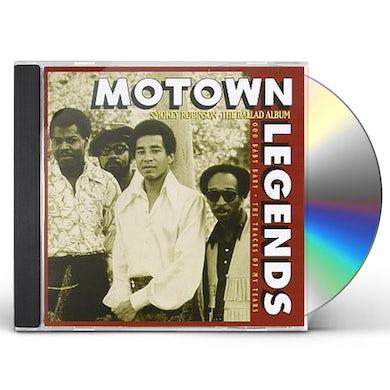 Smokey Robinson & The Miracles BALLADS CD