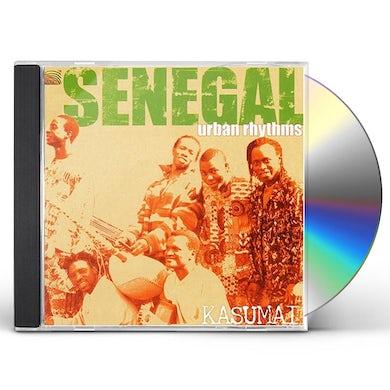 Senegal URBAN RHYTHMS CD