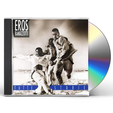 Eros Ramazzotti TUTTE STORIE: ORIGINAL ITALIAN VERSION CD