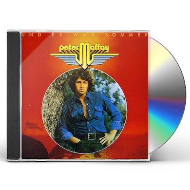 Peter Maffay UND ES WAR SOMMER CD