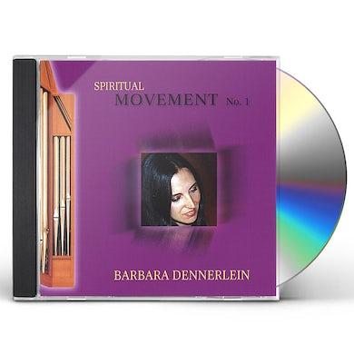 Barbara Dennerlein SPIRITUAL MOVEMENT 1 CD