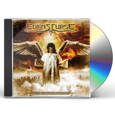 Eden's Curse SECOND COMING CD