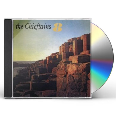 8-CHIEFTAINS CD