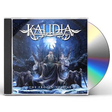 Kalidia THE FROZEN THRONE CD
