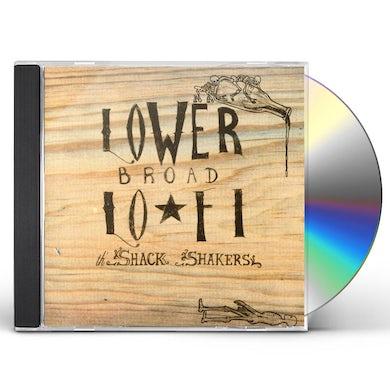 Legendary Shack Shakers LOWER BROAD LO-FI CD