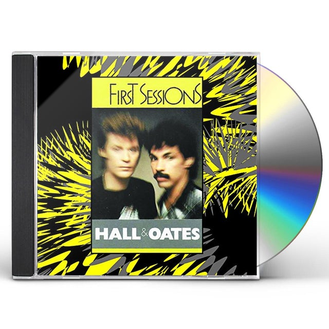 Hall & Oates FIRST SESSIONS CD