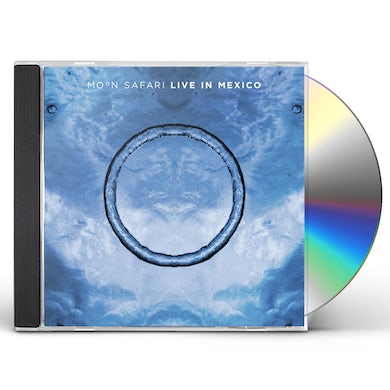 Moon Safari LIVE IN MEXICO CD