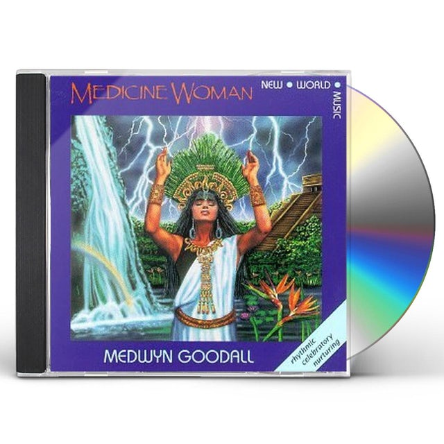 Medwyn Goodall MEDICINE WOMAN CD