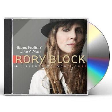 BLUES WALKIN LIKE A MAN: TRIBUTE TO SON HOUSE CD