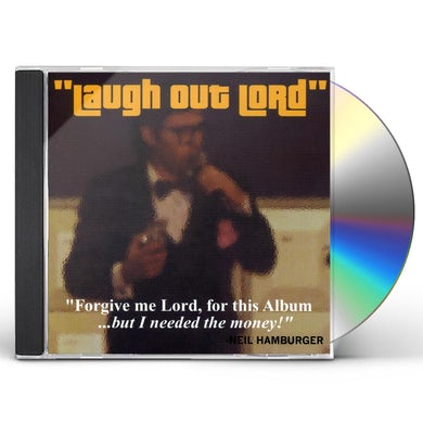 Neil Hamburger LAUGHT OUT LORD CD