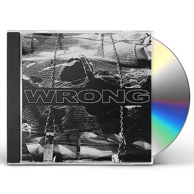 Wrong CD