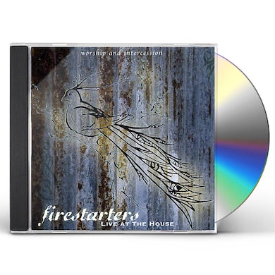 Firestarters LIVE AT THE HOUSE CD