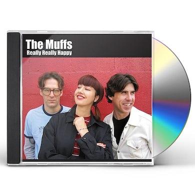 Muffs REALLY REALLY HAPPY CD