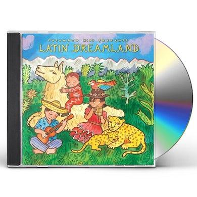 Putumayo Kids Presents LATIN DREAMLAND CD