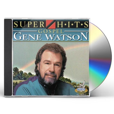 Gene Watson GOSPEL AT IT'S BEST CD