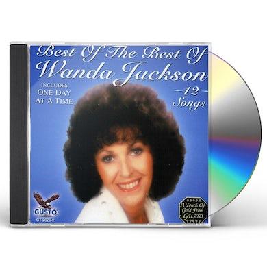 Wanda Jackson BEST OF THE BEST CD