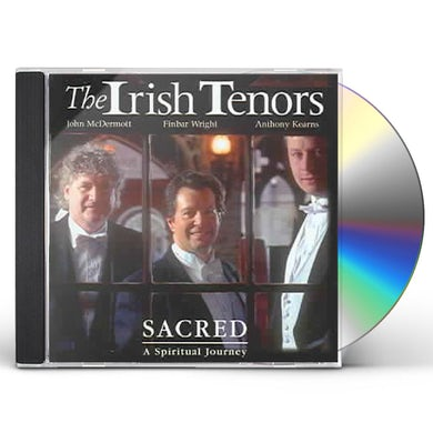 The Irish Tenors Sacred: A Spiritual Journey CD