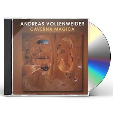 Andrea Vollenweider CAVERNA MAGICA CD