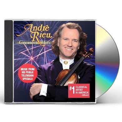 Andre Rieu GREATEST HITS CD