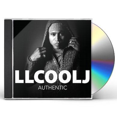 Ll Cool J AUTHENTIC CD