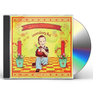 Dana Cooper INCENDIARY KID CD