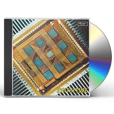 Piero Umiliani SYNTHI TIME CD