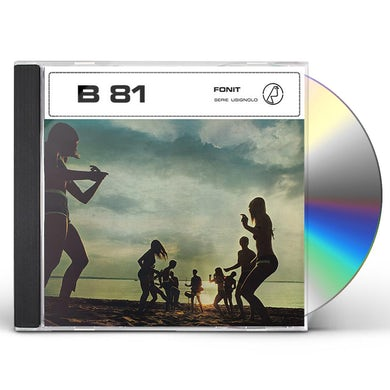 FABIO FABOR B81 - BALLABILI ANNI '70 (UNDERGROUND) - Original Soundtrack CD