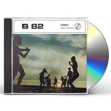 FABIO FABOR B82 - BALLABILI ANNI '70 (UNDERGROUND) - Original Soundtrack CD
