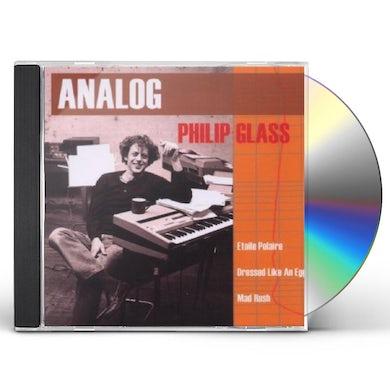 Glass ANALOG CD